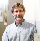 Paul Tipton, Physics Department Chair