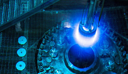 The High Flux Isotope Reactor at Oak Ridge National Laboratory. (Image credit: Genevieve Martin, Oak Ridge National Laboratory via Flickr/CC BY 2.0)