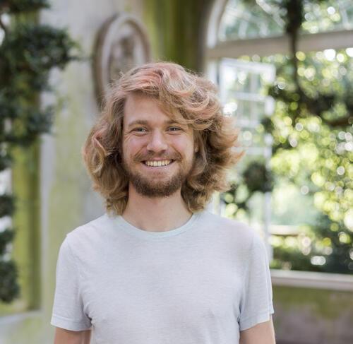 Tyler Lutz, Yale University