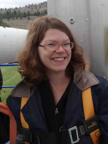 Laura Newburgh (Assistant Professor of Physics)