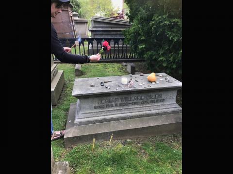 Samuel Bryant. A Grave Mistake