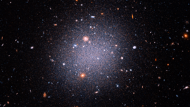 Image: NASA, ESA, STScI, Zili Shen (Yale), Pieter van Dokkum (Yale), Shany Danieli (IAS). Image processing: Alyssa Pagan (STScI)