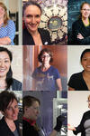 3x3 picture grid of scientists